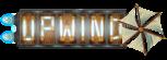 Upwind Logo - White
